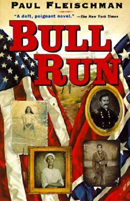 Bull Run By Fleischman, Paul/ Frampton, David (ILT)